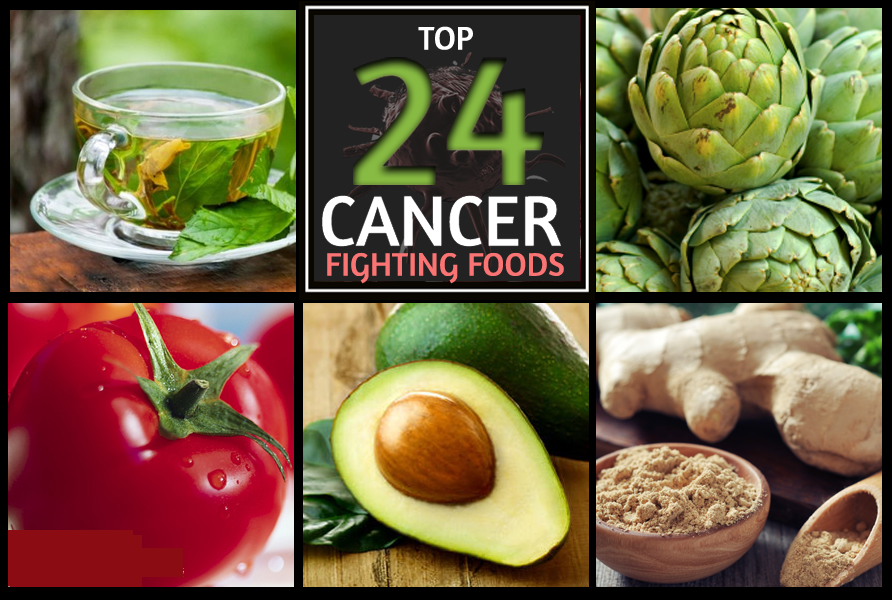 Best Foods For Fighting Brain Cancer